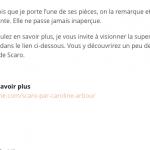 Blogue Par Josiane