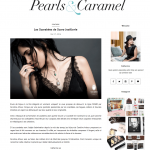Pearls and Caramel - Blogue