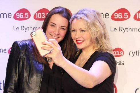 Mitsou Gélinas et Caroline Arbour