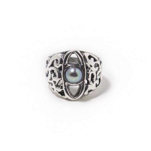 Fusion ring by SCARO jewelry.