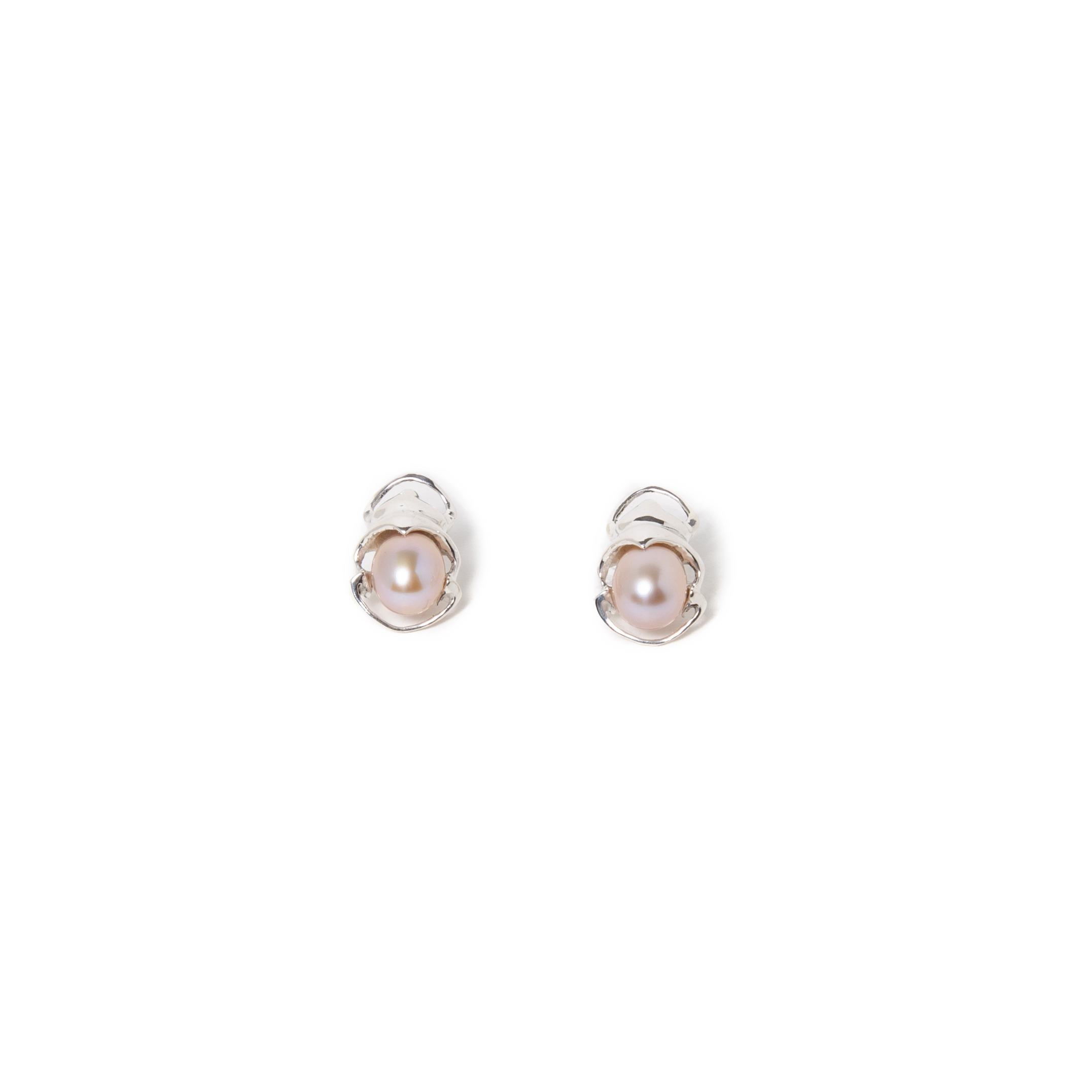 Boucles d'oreilles Isis en argent sterling, par SCARO