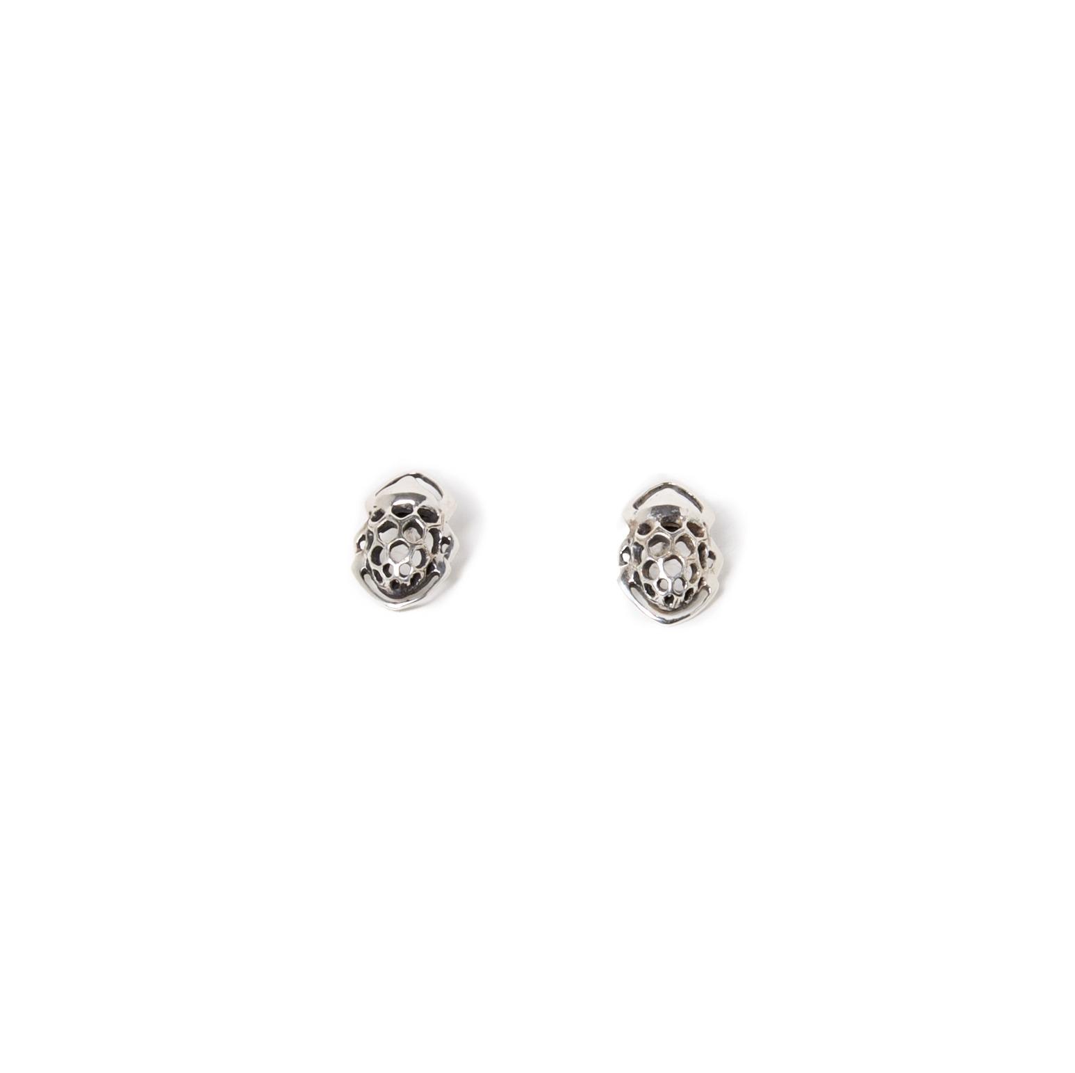 Boucles d'oreilles Mellona en argent sterling par SCARO