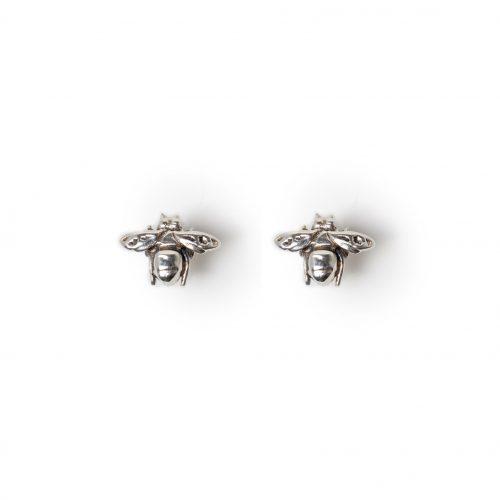 Boucles d'oreilles Osiris en argent sterling de la collection Apothéose. Bijou SCARO disponible chez BIRKS - Montréal