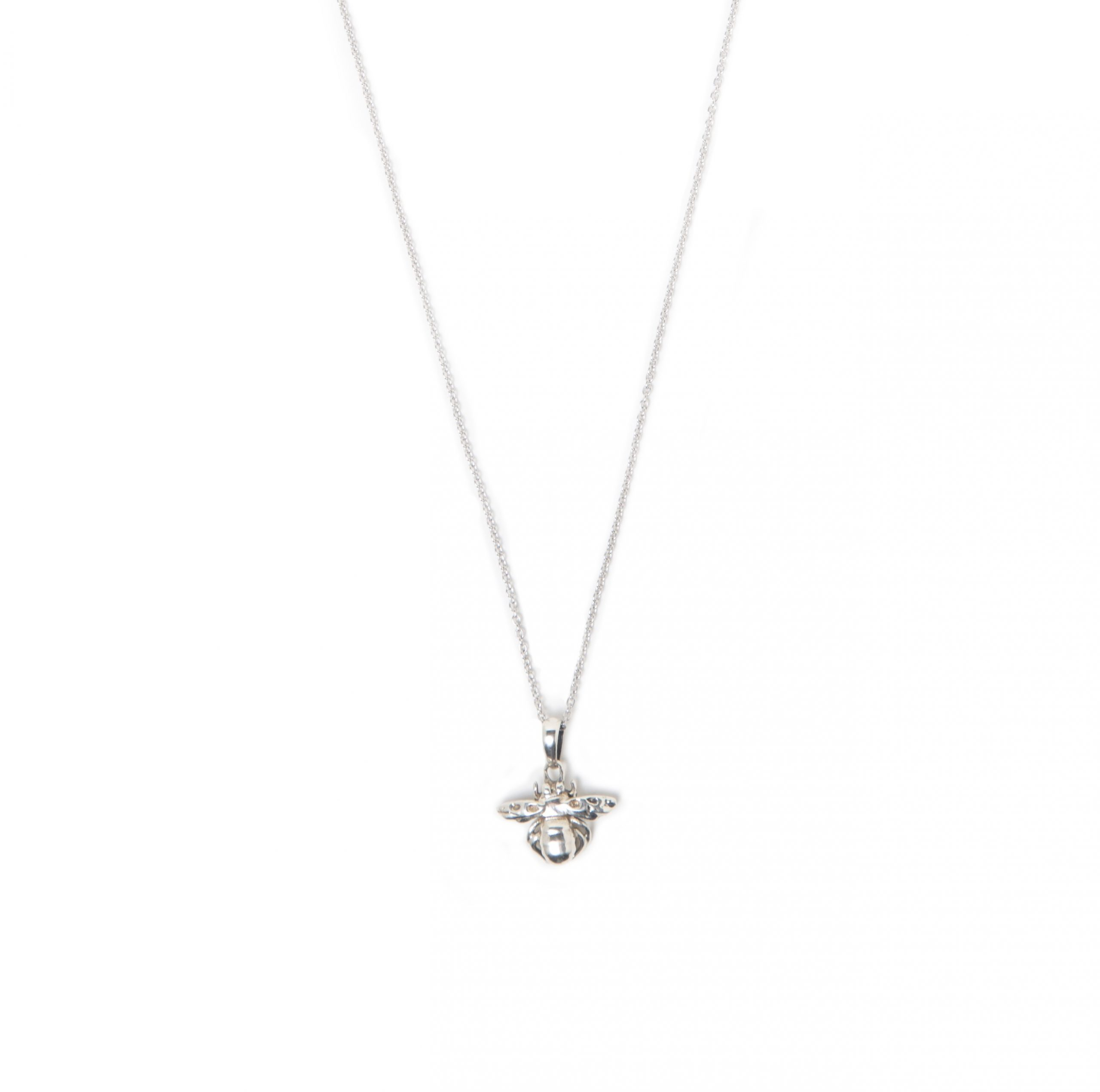 Osiris I pendant it is sterling silver. Jewelry made in Quebec. Available at Birks - downtown Montréal