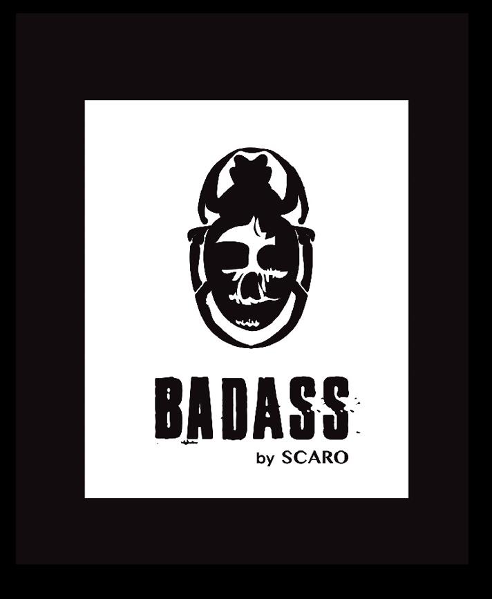 Catalogue de la collection Badass, 2018.